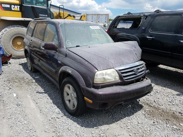 Suzuki Grand Vitara salvage cars for sale: 2001 Suzuki Grand Vitara