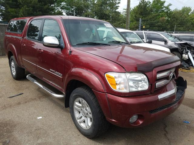 Toyota Tundra DOU salvage cars for sale: 2006 Toyota Tundra DOU