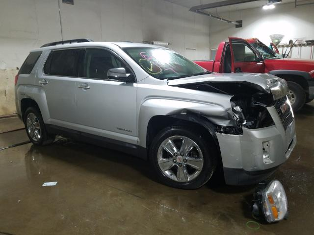 GMC Terrain SL salvage cars for sale: 2015 GMC Terrain SL