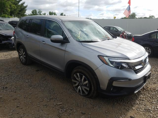 Honda salvage cars for sale: 2019 Honda Pilot EX
