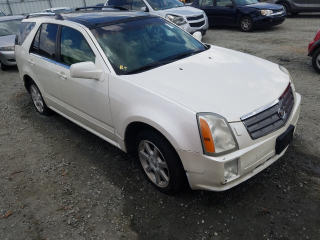 Salvage cars for sale from Copart Spartanburg, SC: 2005 Cadillac SRX