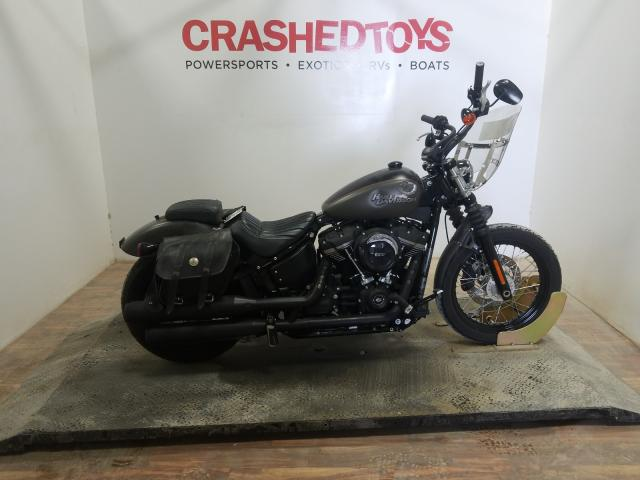 Harley-Davidson Fxbb Street salvage cars for sale: 2018 Harley-Davidson Fxbb Street