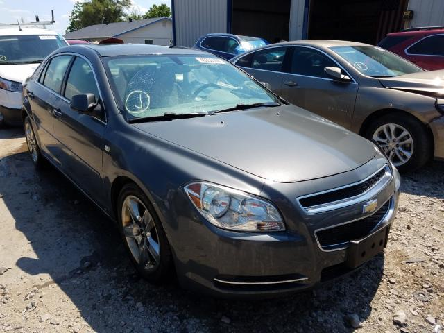 Salvage cars for sale from Copart Sikeston, MO: 2008 Chevrolet Malibu 1LT