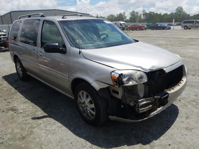 Buick Terraza CX salvage cars for sale: 2005 Buick Terraza CX