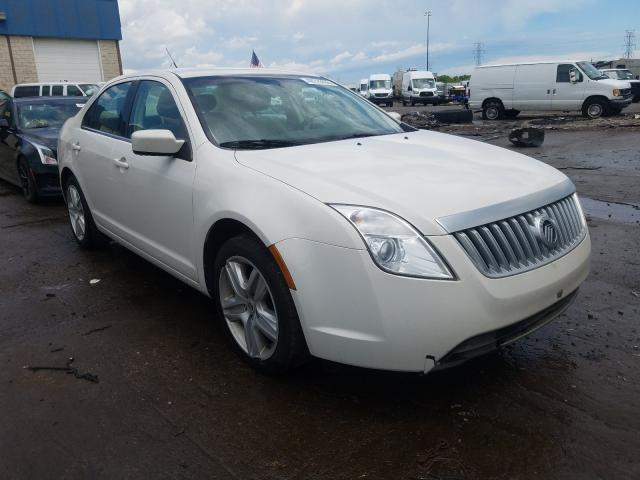 Mercury Milan salvage cars for sale: 2011 Mercury Milan