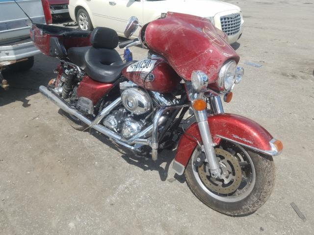 Salvage cars for sale from Copart Dunn, NC: 2008 Harley-Davidson Flhtcui