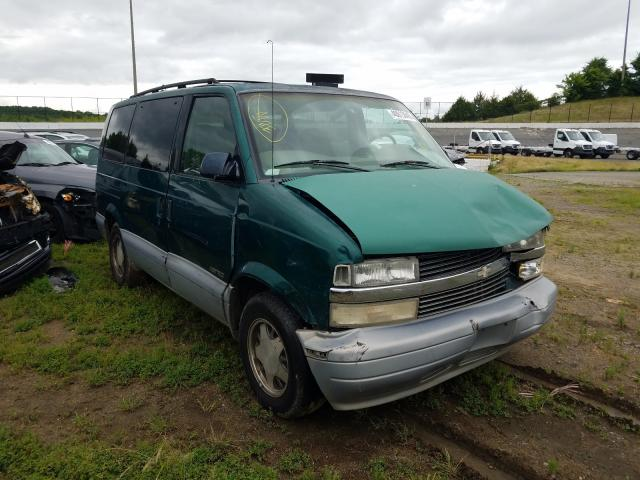 Salvage cars for sale from Copart Concord, NC: 1998 Chevrolet Astro