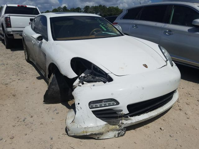 Porsche salvage cars for sale: 2013 Porsche Panamera 2
