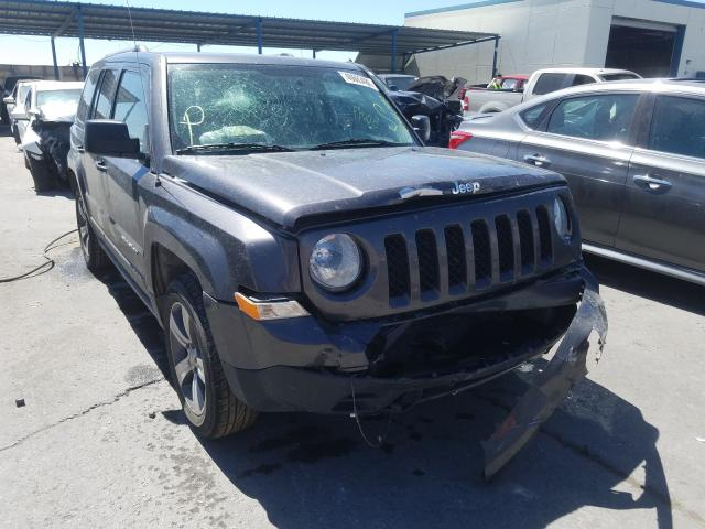 2017 Jeep Patriot La 2.0L