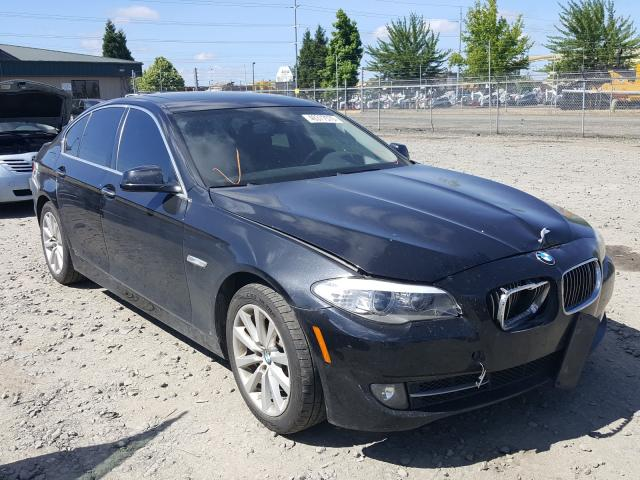 BMW salvage cars for sale: 2013 BMW 528 XI