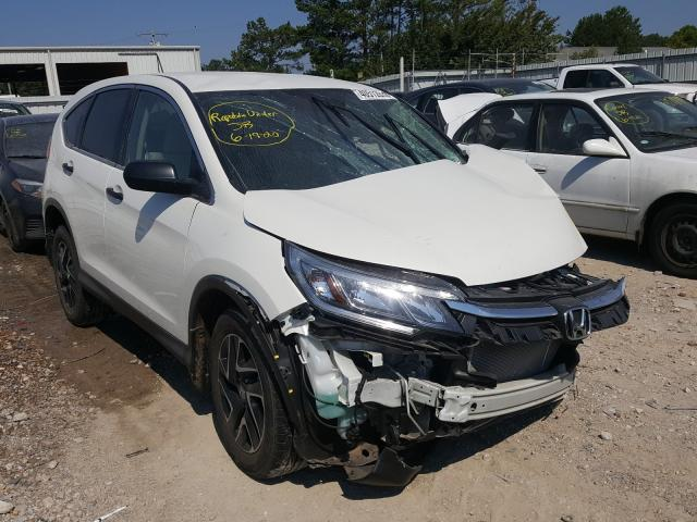 2016 Honda CR-V SE for sale in Florence, MS
