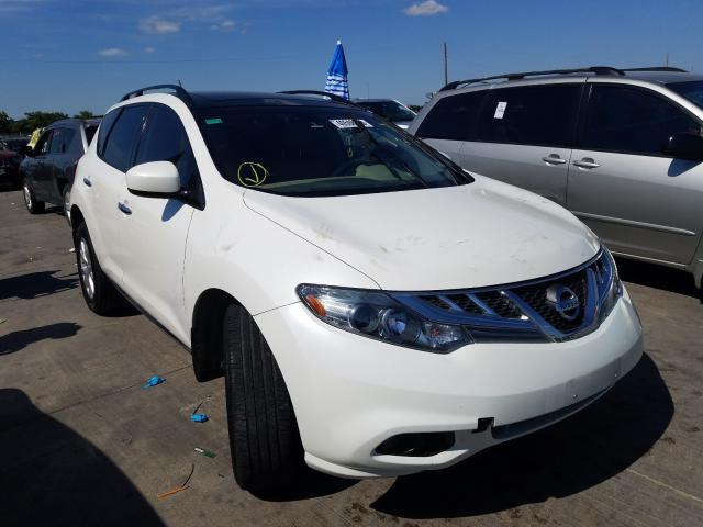 Nissan Murano S salvage cars for sale: 2014 Nissan Murano S