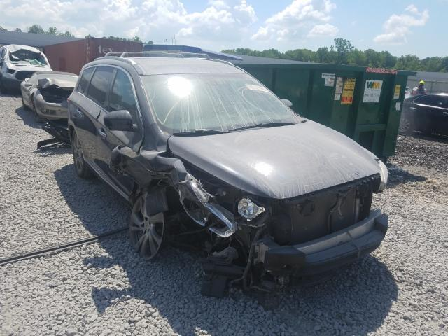 Infiniti salvage cars for sale: 2015 Infiniti QX60