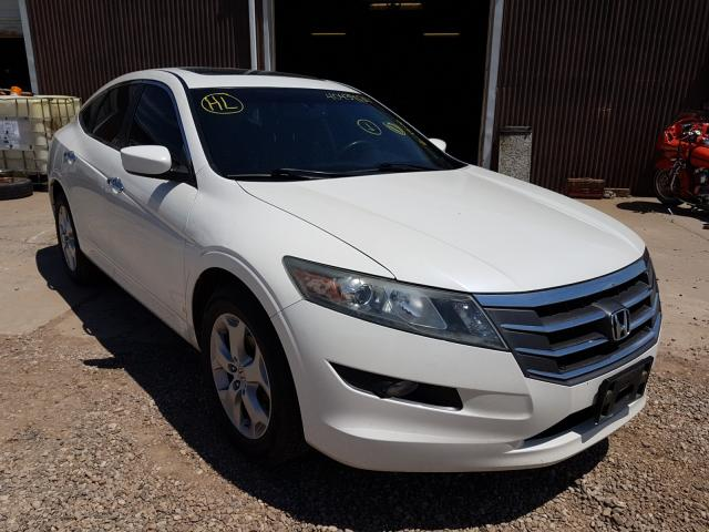Honda Crosstour salvage cars for sale: 2012 Honda Crosstour