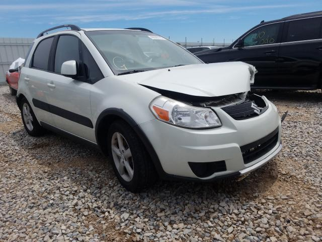 Suzuki SX4 salvage cars for sale: 2007 Suzuki SX4
