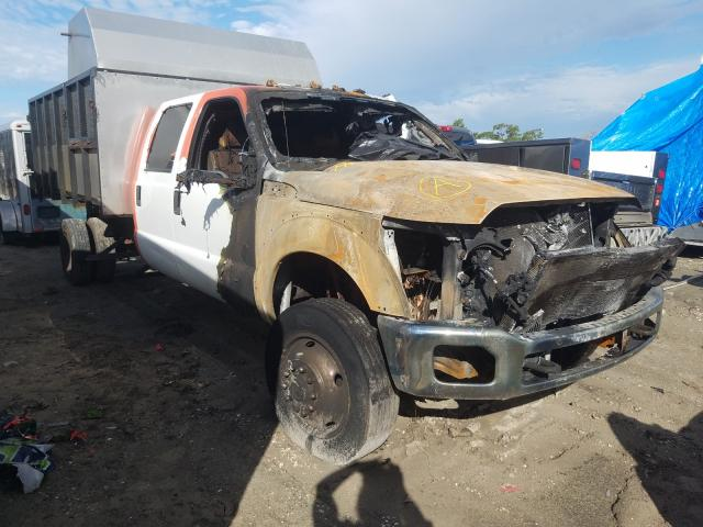 Ford F450 Super salvage cars for sale: 2012 Ford F450 Super