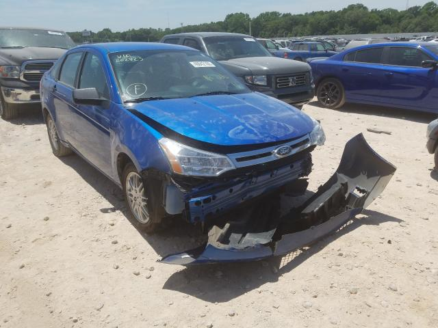 Salvage cars for sale from Copart Oklahoma City, OK: 2011 Ford Focus SE