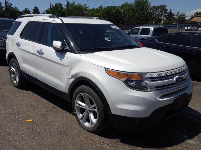 Ford Explorer L Vehiculos salvage en venta: 2012 Ford Explorer L