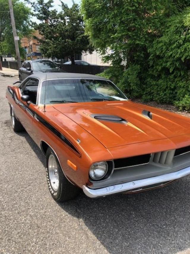 1973 Plymouth Barracuda for sale in Brookhaven, NY