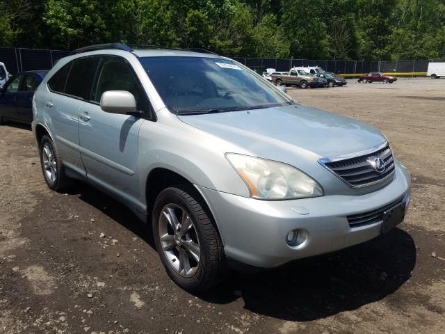 Lexus salvage cars for sale: 2006 Lexus RX 400