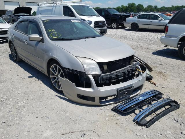 Ford Fusion SE salvage cars for sale: 2008 Ford Fusion SE
