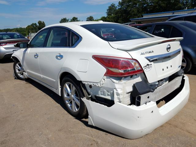 2013 NISSAN ALTIMA 2.5 - Right Front View