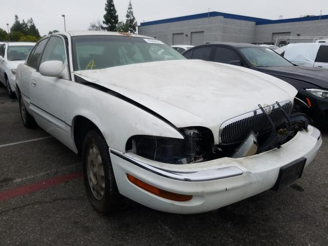 Salvage cars for sale from Copart Rancho Cucamonga, CA: 1999 Buick Park Avenue