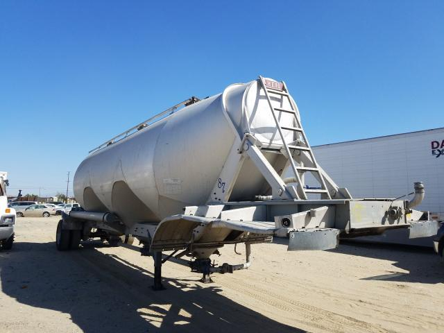 Salvage cars for sale from Copart Sun Valley, CA: 1998 Heil Tanker