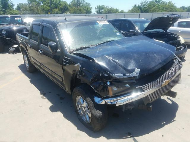Chevrolet Colorado L salvage cars for sale: 2012 Chevrolet Colorado L