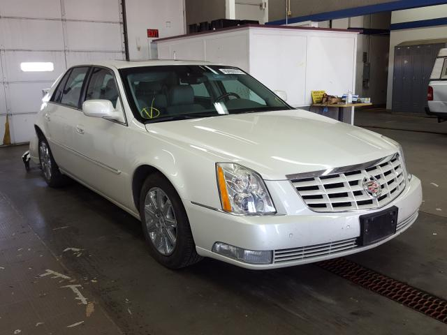 Salvage cars for sale from Copart Pasco, WA: 2011 Cadillac DTS Premium