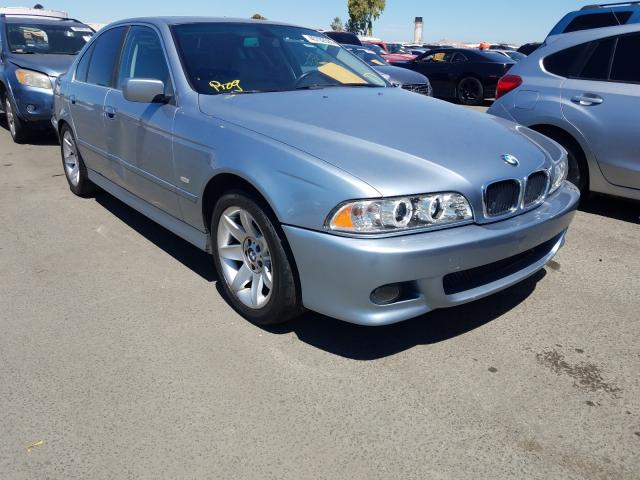 BMW 525 I Automatic salvage cars for sale: 2003 BMW 525 I Automatic