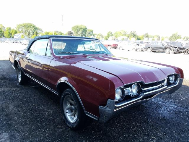 1967 Oldsmobile Cutlass for sale in Cudahy, WI