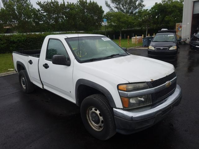 Chevrolet Colorado salvage cars for sale: 2008 Chevrolet Colorado