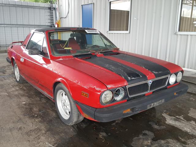 Lancia salvage cars for sale: 1982 Lancia Zagato