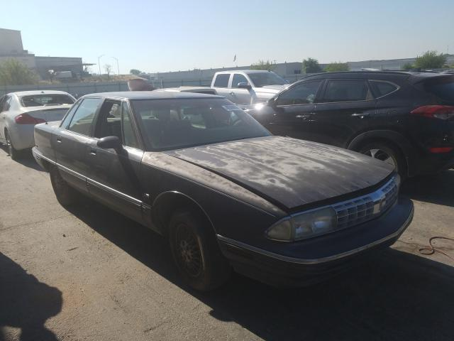 Oldsmobile salvage cars for sale: 1993 Oldsmobile 98 Regency