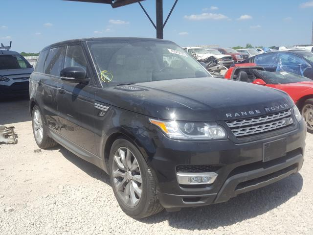 Land Rover Range Rover salvage cars for sale: 2015 Land Rover Range Rover
