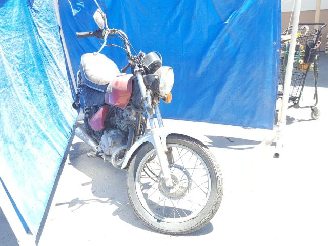 Yamaha salvage cars for sale: 1980 Yamaha MC