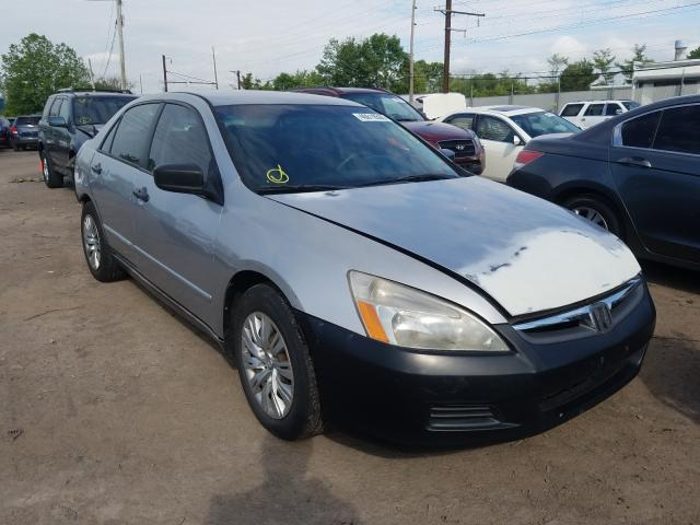 Honda Accord VAL salvage cars for sale: 2006 Honda Accord VAL