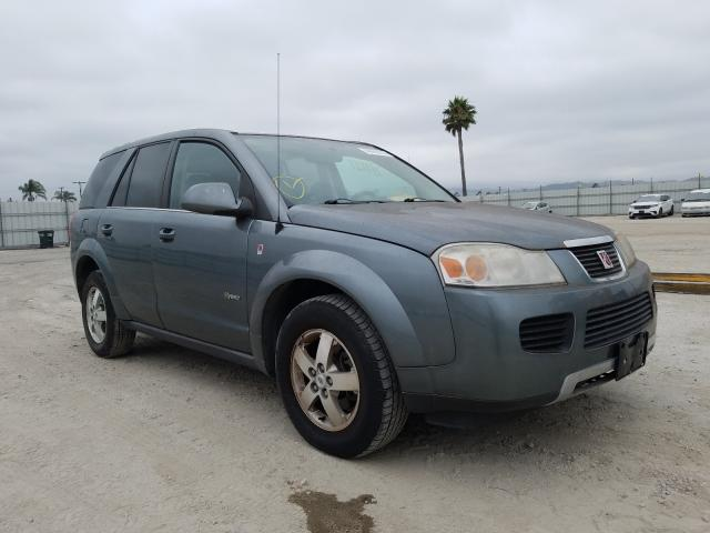 Saturn salvage cars for sale: 2007 Saturn Vue Hybrid