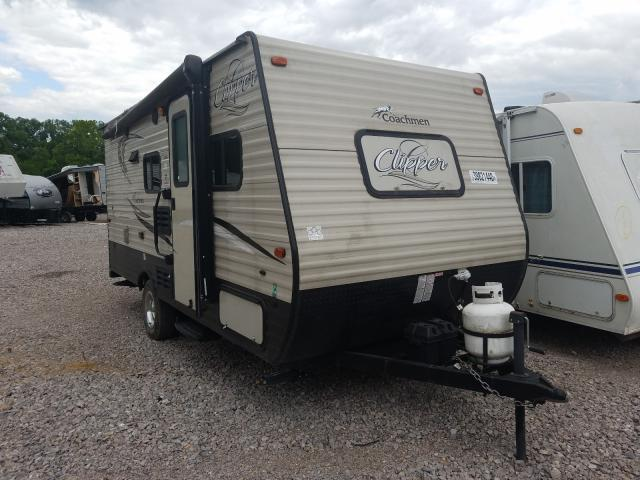 Coachmen salvage cars for sale: 2017 Coachmen Clipper