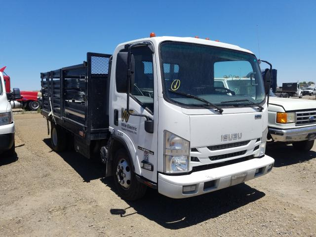 Isuzu salvage cars for sale: 2016 Isuzu NPR XD