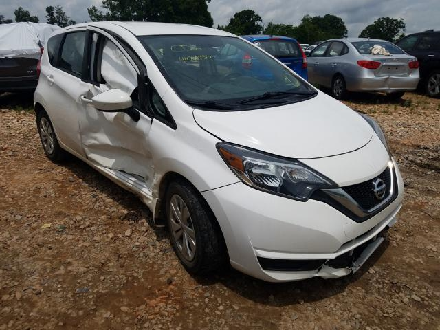 Vehiculos salvage en venta de Copart China Grove, NC: 2017 Nissan Versa Note