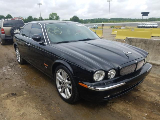 Salvage cars for sale from Copart Concord, NC: 2004 Jaguar XJR S