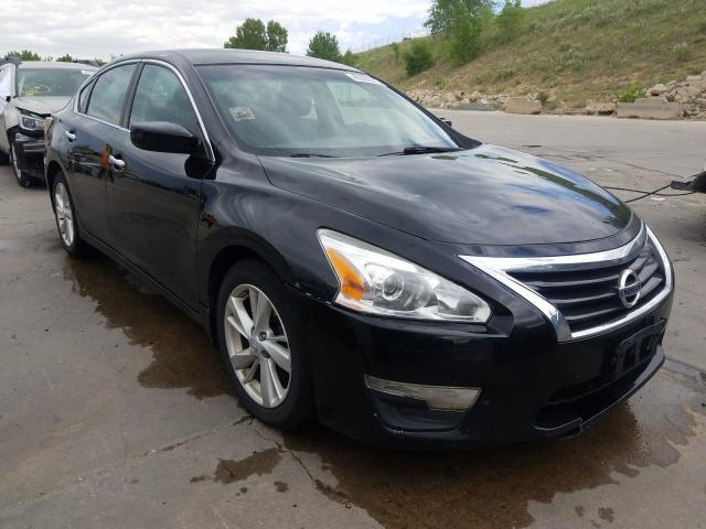 Vehiculos salvage en venta de Copart Littleton, CO: 2014 Nissan Altima 2.5