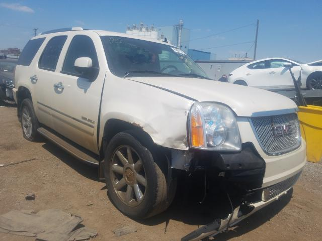 GMC Yukon Dena salvage cars for sale: 2010 GMC Yukon Dena