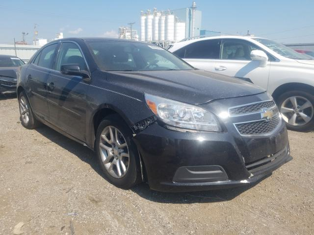 Salvage cars for sale from Copart Chicago Heights, IL: 2013 Chevrolet Malibu 1LT
