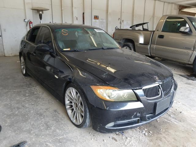 Salvage cars for sale from Copart Madisonville, TN: 2006 BMW 330 I
