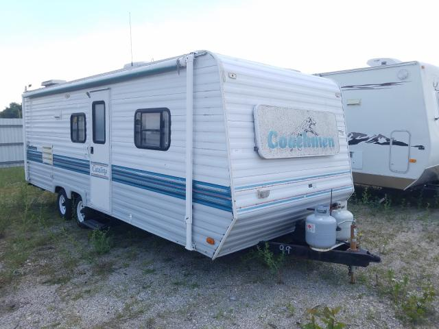 Coachmen salvage cars for sale: 1996 Coachmen Catalina