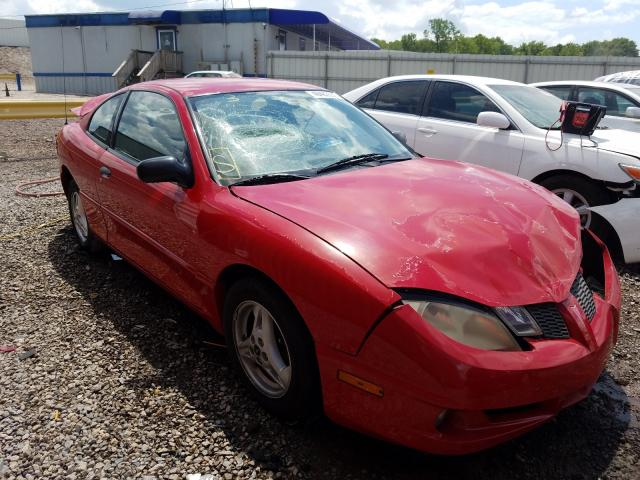 Pontiac salvage cars for sale: 2004 Pontiac Sunfire
