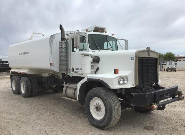 Kenworth Constructi salvage cars for sale: 1985 Kenworth Constructi